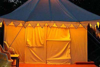 Luxury Tented Camps Ranthambore