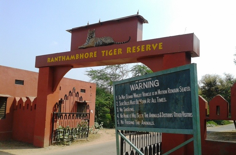 Best Places to visit in Ranthambore National Park